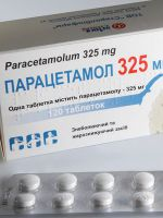 лекарства от температуры для детей