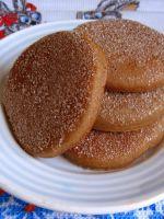 Печенье из ржаной муки
