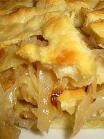 Пирог с капустой на майонезе