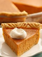 Пирог с тыквой – рецепт