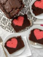Пирожные-сердечки