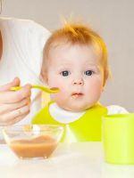 Кормление ребенка по месяцам на искусственном вскармливании