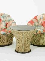 Плетеная мебель своими руками