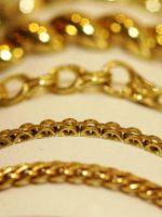 Плетение цепочек из золота
