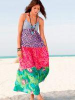 Пляжные сарафаны