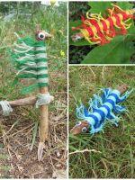 Поделки из веток деревьев