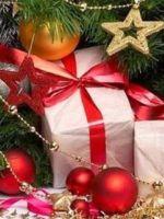Полезные подарки на Новый год
