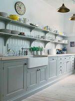 Полки для кухонь