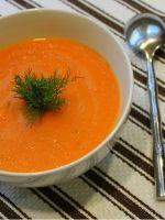 Пюре из моркови для грудничка