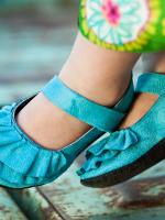 Размеры обуви для детей - таблица