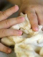 Рецепт соленого теста для лепки