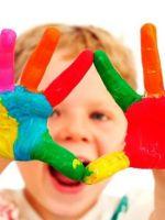 Рисование ладошками и пальцами