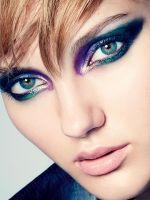 Рок макияж