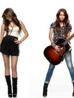 Рок-стиль в одежде