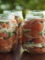 Рыбные консервы в домашних условиях