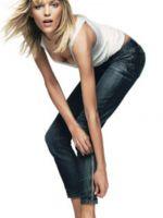 С чем носить короткие джинсы?