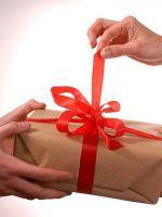 Шуточные подарки на день рождения