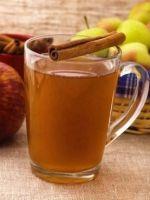 Сидр яблочный - рецепт