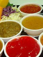 Соусы для салатов