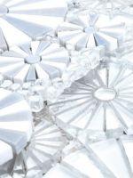 Стеклянная объемная мозаика