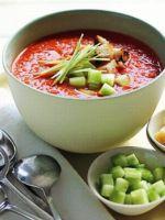 Суп гаспачо - рецепт