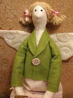 Тильда ангел