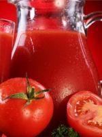 Томатный сок - рецепт