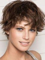 Укладки на короткие волосы 2013
