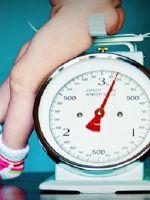 Вес ребенка в 2 года