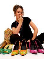 Виды женской обуви – названия