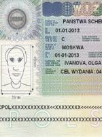 Виза в Польшу самостоятельно
