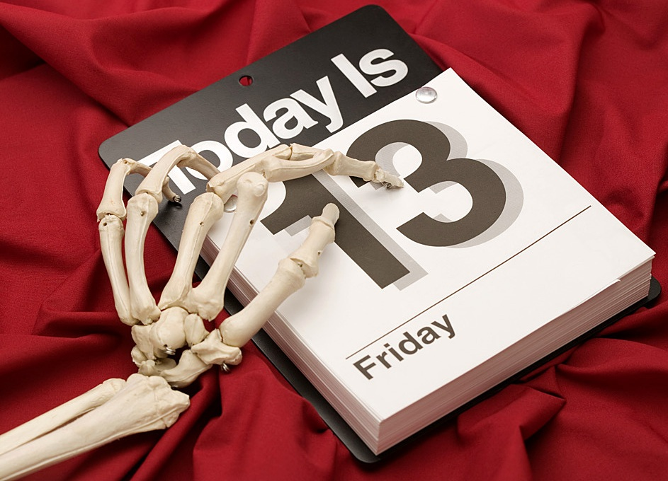 П'ятниця 13-е: прикмети в цей день