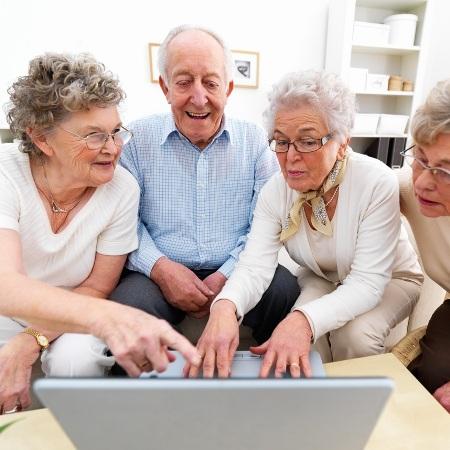 Шуточное напутствие пенсионерам