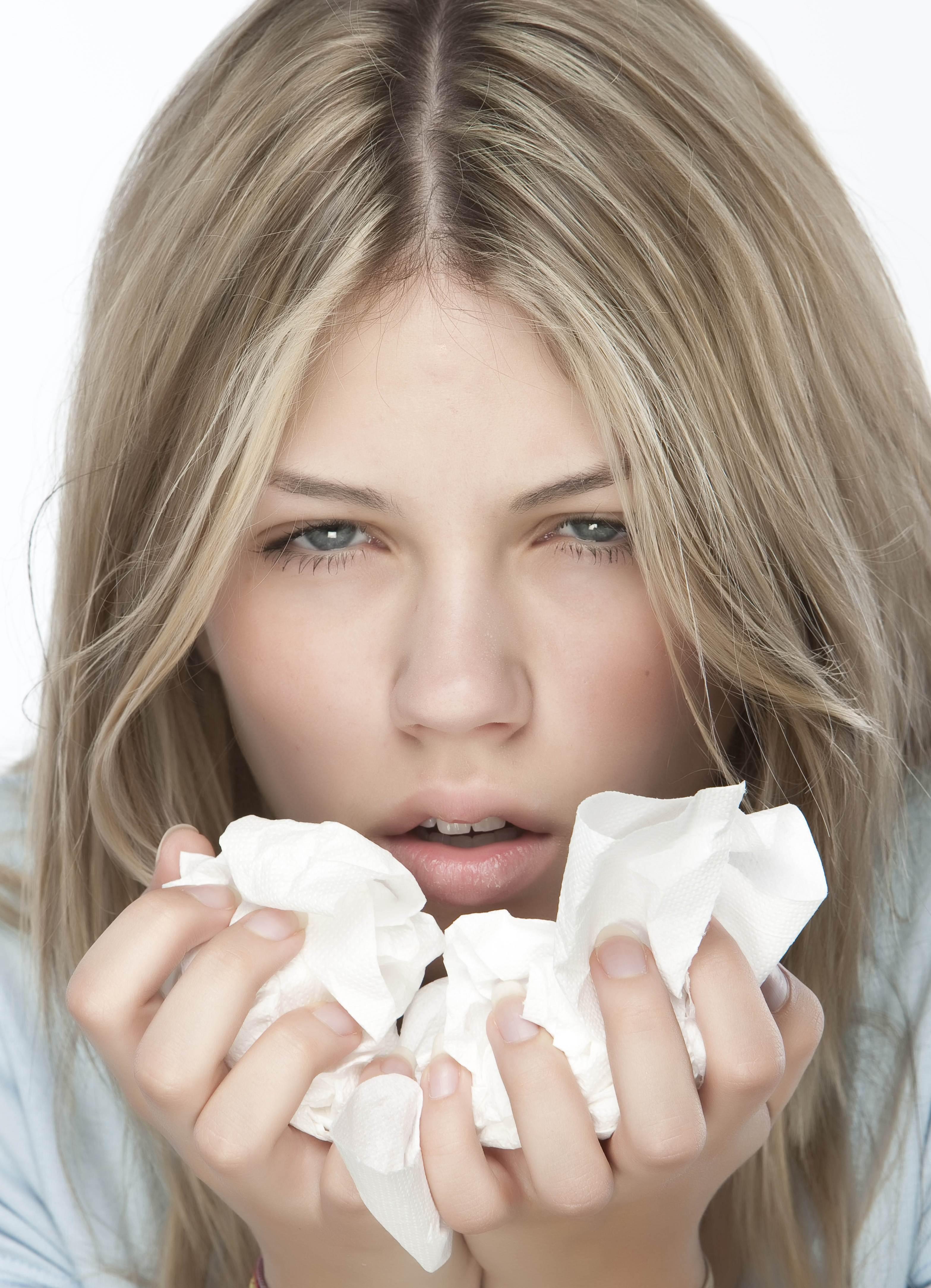 аллергия на стресс лечение