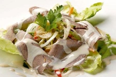 Рецепты салата курица с перцем