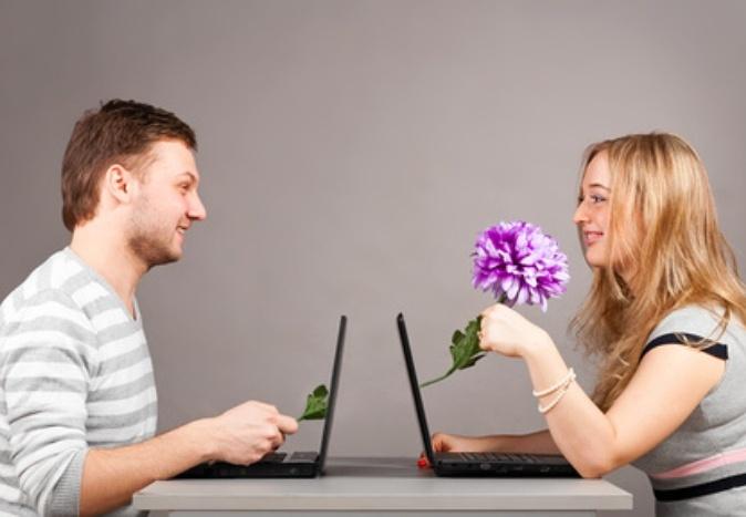 знакомства в интернете фигня
