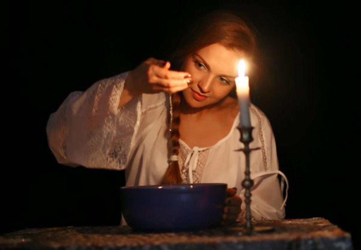 Магия как похудеть с помощью магии