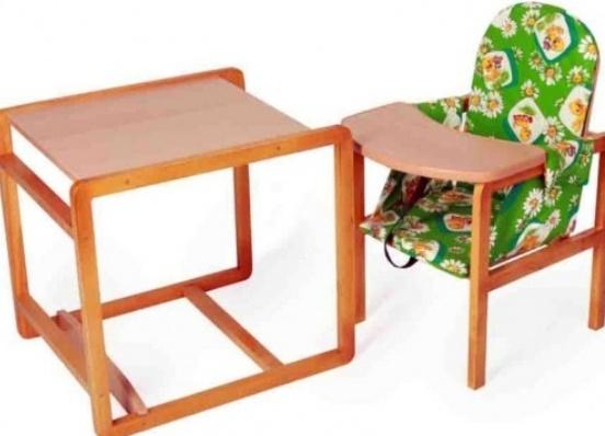 Детский стульчик для кормления своими руками сделать чертеж 901