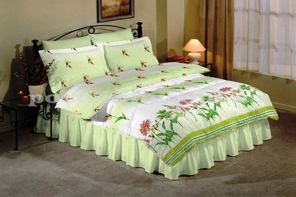 С чего сшить постельное белье