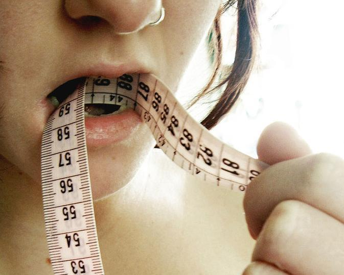 советы анорексичек как похудеть