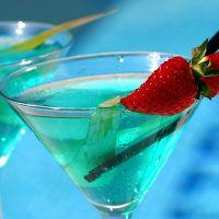 Как сделать коктейль голубая лагуна