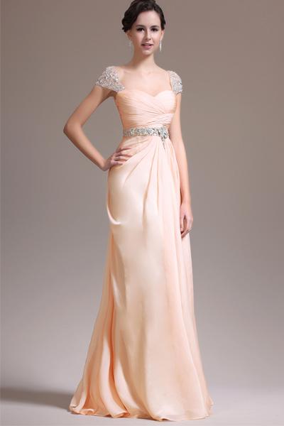 Красивые и нежные платье