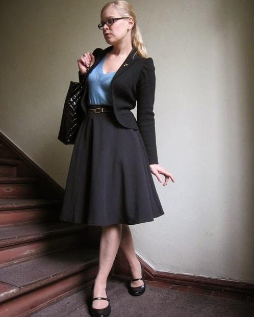 Офисные юбки
