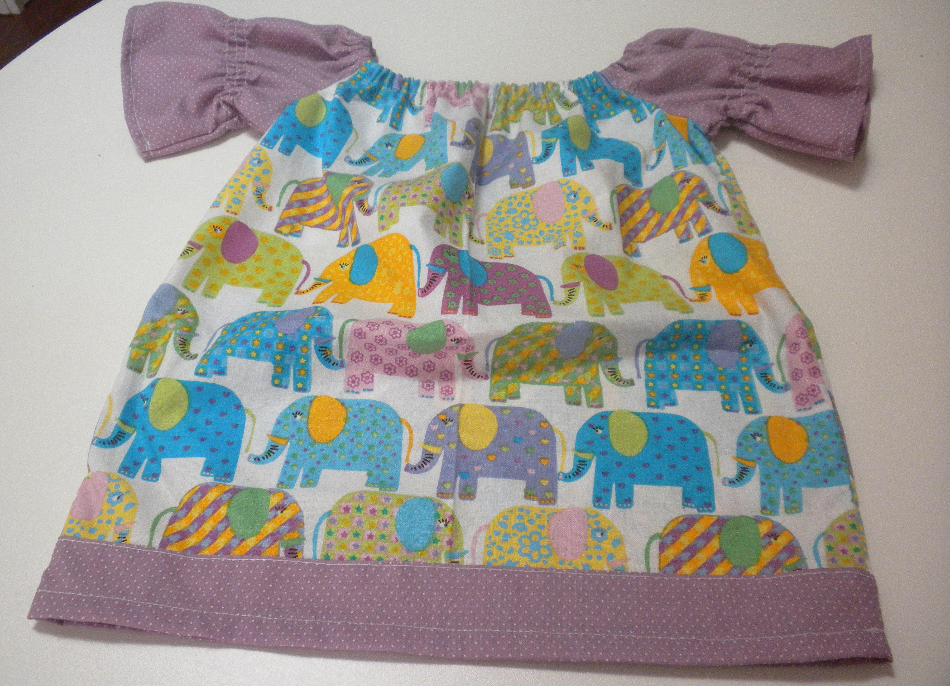 17 самых миленьких платьев для малышек со всего интернета, сшитых своими 89