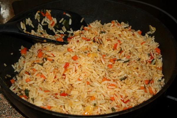 рис без мяса рецепты с фото