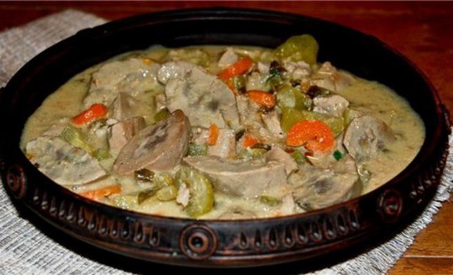 Рецепты слоеных салатов из кальмаров