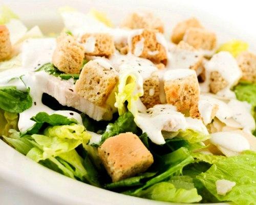 Салат цезарь с пекинской капустой и курицей рецепт пошагово с фото