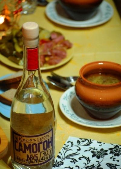 Калорийность супа на говяжьего бульоне
