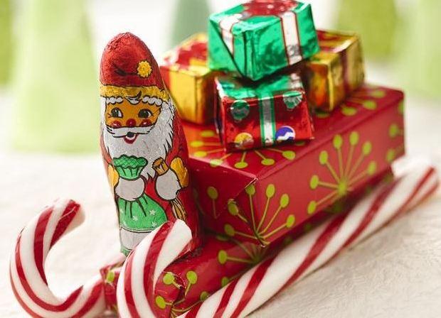 Поделки конфеты на новый год