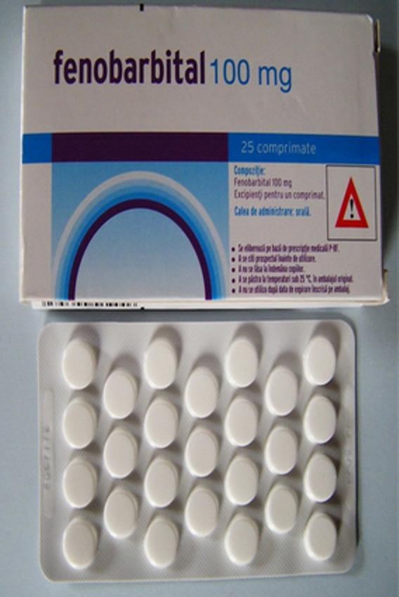 Фенобарбитон